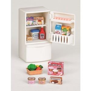 Sylvanian Families Набор Холодильник с продуктами, новый 3566