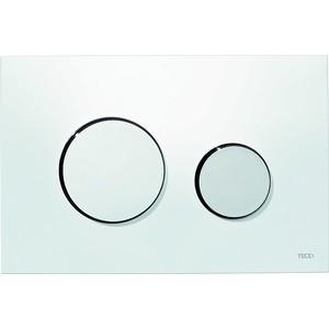 Панель смыва TECE TECEloop (9240627) белый, клавиши хром глянцевый