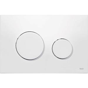 Панель смыва TECE TECEloop (9240600) белый лицевая панель tece teceloop modular 9240679 без клавиш стекло рубиновый