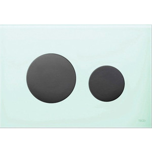 Клавиши для панели чёрные TECE TECEloop Modular (9240667) без лицевой панели панель смыва tece teceloop 9240657 стекло чёрное клавиши чёрные
