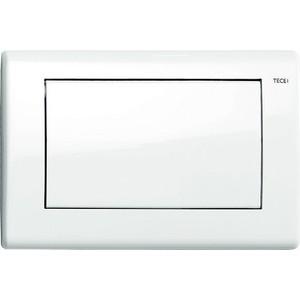 Панель смыва TECE TECEplanus (9240314) белый глянцевый клавиша смыва geberit sigma 50 белый хром 115 788 11 5