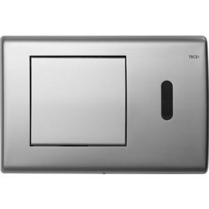 Панель смыва с инфракрасным датчиком TECE TECEplanus 230/12 В (9240352) нержавеющая сталь tece кнопка смываtece now 9 240 400 белая