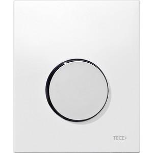 Панель смыва для писсуара TECE TECEloop Urinal (9242627) белая, клавиша хром глянец панель смыва для писсуара tece teceloop urinal 9242625 хром матовый