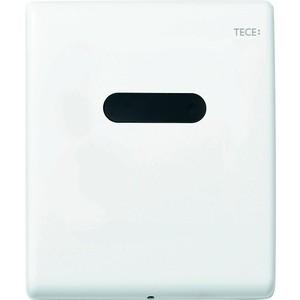 Панель смыва с инфракрасным датчиком для писсуара TECE TECEplanus Urinal 6 V-Batterie (9242354) белый матовый