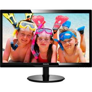 Монитор Philips 246V5LSB монитор aoc 21 5 g2260vwq6 g2260vwq6