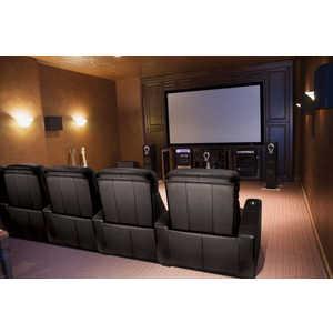 Кресло дл домашнего кинотеатра Bell'O HTS-100BK от ТЕХПОРТ