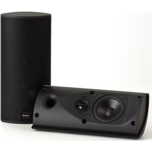 Настенная акустика Boston Acoustics Bravo 20 black колонки boston acoustics bravo 20 white