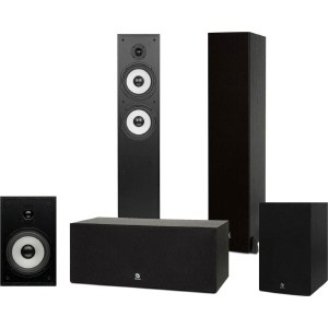 Комплект акустики Boston Acoustics CS260 II 5.0 black комплект акустики boston acoustics cs260 ii 5 0 mini surround black