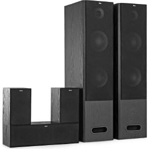Комплект акустических систем Eltax Idaho 5.0, black