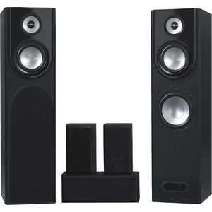 Комплект акустических систем Eltax Utah 5.0, black