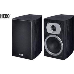 Полочная акустика Heco Victa Prime 202 black акустика центрального канала heco victa prime center 102 black