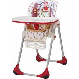 Стульчик для кормления Chicco Polly Happy Land высокий стул для кормления chicco polly happy land