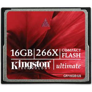 Kingston CF 16GB Ultimate 266X (CF/16GB-U2)