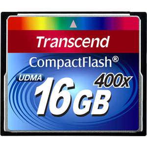 Transcend CF 16GB 400X (TS16GCF400)