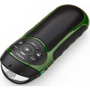 Фотография товара портативная колонка Supra PAS-6277 green (260488)
