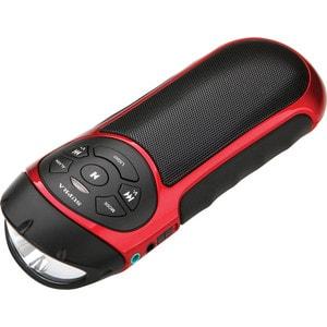 Портативная колонка Supra PAS-6277 red