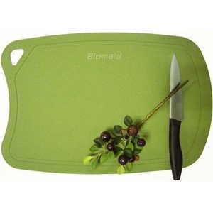 Разделочная доска Chef Biomaid оливковая 101AO