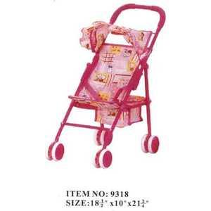 Melobo Коляска для куклы прогулочная 45см 9318