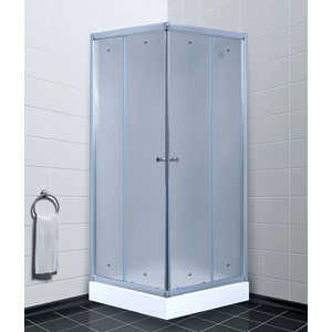 Душевой уголок Timo VIVA Lux TL-8002 Fabric Glass 80х80х200 см шампунь hi gear hg 8002 n
