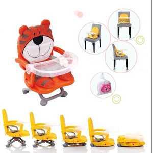 Стульчик для кормления Babies Babies H-1 (тигр) стул трансформер для кормления stiony 006 chocolate beige