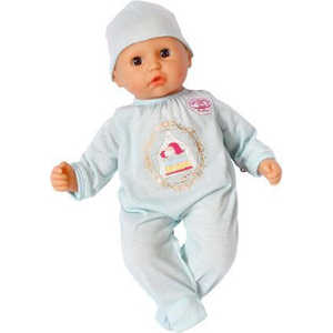 Zapf Creation Пупс 791-974 my first Baby Annabell мальчик, 36 см