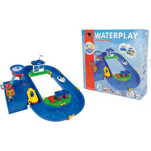 Водный трек BIG Port Waterplay, 100х68х27 см 55109