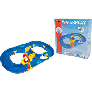 Водный трек BIG Rotterdam Waterplay, 90х50х9 см 55102