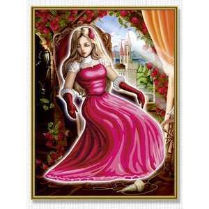 Раскраска Schipper ''Спящая красавица'' 18х24см 9150623
