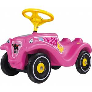 BIG Машинка Bobby Car Classic Girlie, 58х30х38 см 56029  цена и фото