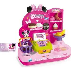 Smoby Мини - магазин Minnie, 36,5х22х42 см 24067 столик smoby для пикника minnie