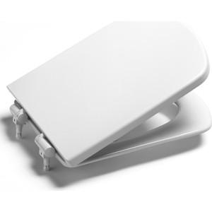 все цены на Сиденье для унитаза Roca Dama Senso Compacto микролифт (801512004) онлайн