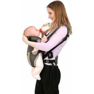 Рюкзак Baby Style кенгуру Бэбистайл ''Томик Джинс'' до 12 кг 1411940