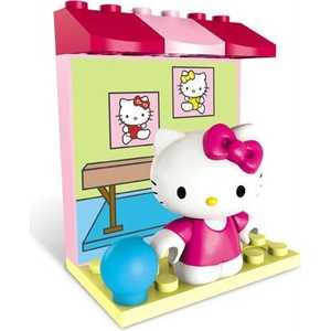 "Mega Bloks Мини-набор Hello Kitty ""Хобби"" Гимнастика 10871-gimnastika/ast10810(10852,10853,10854,10855,10870,10871,10872,10876)"