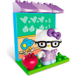 "Mega Bloks Мини-набор Hello Kitty ""Хобби"" Математика 10870-matematika/ast10810(10852,10853,10854,10855,10870,10871,10872,10876)"