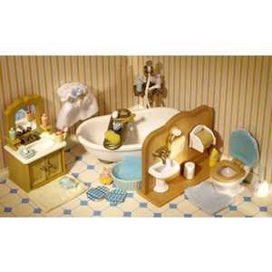 Sylvanian Families Набор ''Ванная комната'' P2952