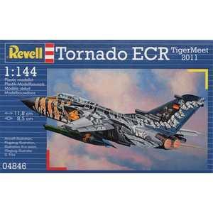 Фотография товара самолет Revell Разведчик-Бомбардировщик ''Торнадо'' ECR ''Tigermeet 2011'' 4846 (266956)