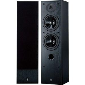 Напольная акустика Yamaha NS-50F black акустика yamaha ns 555 black 2 шт