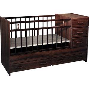Кровать-трансформер Ведрусс ''Раиса'' (венге)