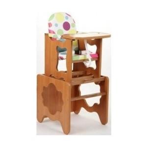 Стол-стул для кормления ПМДК ''Премьер'' (капитошка/светлый орех)