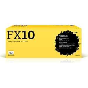 T2 TC-CFX10 (FX-10) canon fx 10 для l100 l120 black картридж