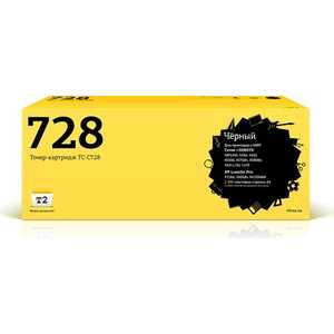 T2 TC-C728 картридж t2 tc c725 для canon i sensys lbp6000 hp laserjet p1102 1102w pro m1132 m1212nf m1214nfh