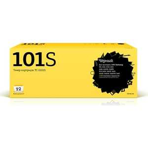 T2 TC-S101S for samsung mlt101s toner cartridge ml 2160 ml 2165 ml 2165w ml 2168 scx 3400 scx 3405 scx 3405fw scx 3405w sf 760p