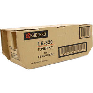 Kyocera TK-330 20 000 стр. black для FS-4000DN lexing lx sd 050 gu10 6w 550lm 3500k 15 5730 smd led warm white light white silver ac 220 240v