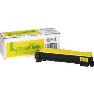 цена на Kyocera TK-540Y 4 000 стр. yellow для FS-C5100DN