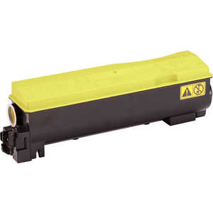 Kyocera TK-570Y 12 000 стр. yellow для FS-C5400DN kyocera tk 570m 12 000 стр magenta для fs c5400dn