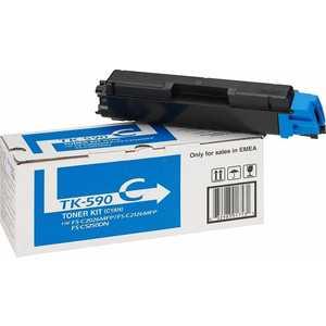 Kyocera TK-590C 5000 стр.