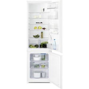 Встраиваемый холодильник Electrolux ENN 92801 BW встраиваемый двухкамерный холодильник electrolux enn 92803 cw