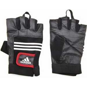 Перчатки тяжелоатлетические Adidas S/M (ADGB-12124)