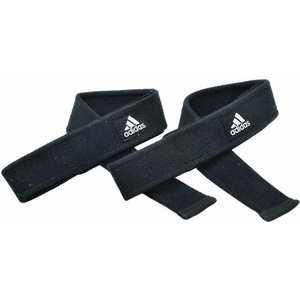 Ремни Adidas для тяги черный (ADGB-12141)