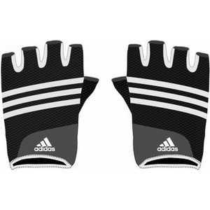 Перчатки тяжелоатлетические Adidas S/M (ADGB-12232)